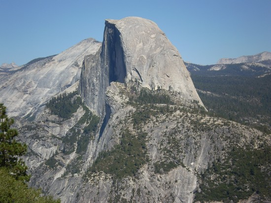 Photo Veduta da un point view in Yosemite National Park - Pictures and Images of Yosemite National Park