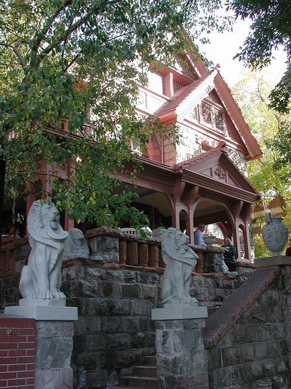 Photo Molly Brown House Museum in Denver - Pictures and Images of Denver - 412x550  - Author: LisaCapozzi, photo 1 of 22