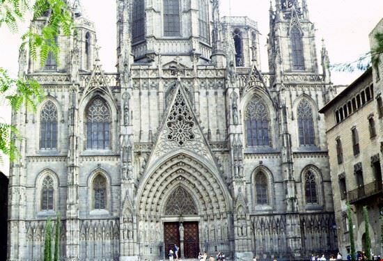 40426 cattedrale barcellona