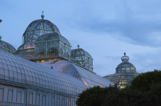 Photo Royal Greenhouses in Laeken in Brussels - Pictures and Images of Brussels
