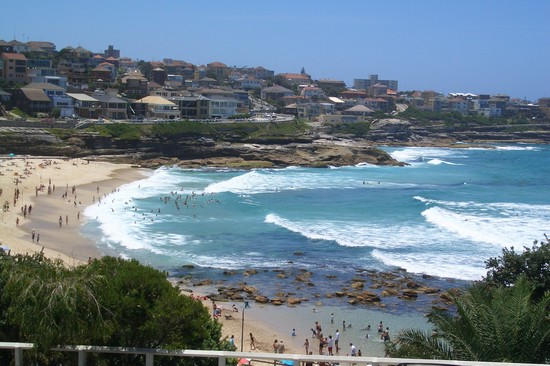 Photo spiaggia australiana sydney in Sydney - Pictures and Images of Sydney - 550x366  - Author: Marghe, photo 23 of 103