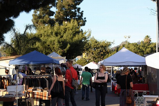 MELROSE TRADING POST a LOS ANGELES