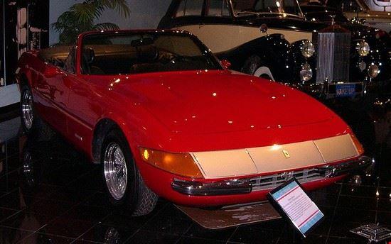40695 los angeles petersen automotive museum