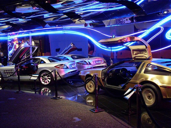 Petersen Automotive Museum Los Angeles Museums