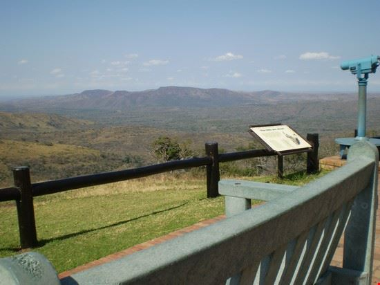 Vista dalla collina