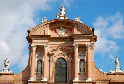Photo reggio emilia basilica san prospero in Reggio Emilia - Pictures and Images of Reggio Emilia - 419x286  - Author: Editorial Staff, photo 4 of 76