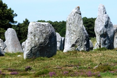 Photo Menhir in Rennes - Pictures and Images of Rennes