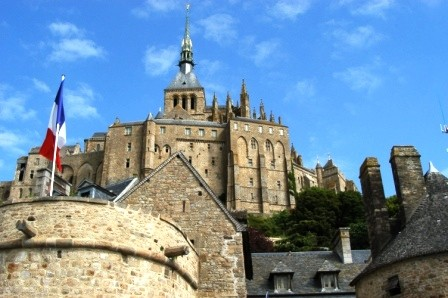 Photo Mont Saint-Michel in Rennes - Pictures and Images of Rennes