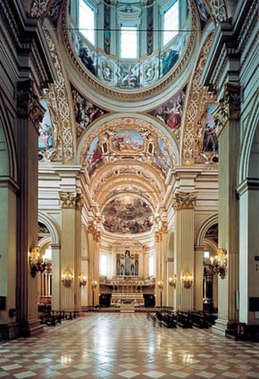 Photo reggio emilia basilica della ghiara in Reggio Emilia - Pictures and Images of Reggio Emilia - 290x425  - Author: Editorial Staff, photo 12 of 77