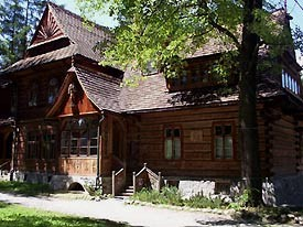 Photo zakopane style museum in Zakopane - Pictures and Images of Zakopane