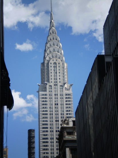 photo chrysler building new york in new york pictures and images of new york 412x550. Black Bedroom Furniture Sets. Home Design Ideas