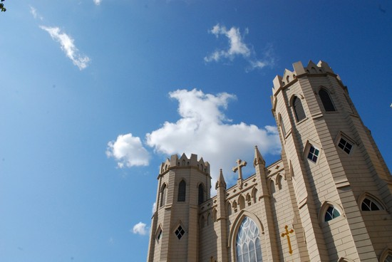 Photo St. Peter Catholic Church in Memphis - Pictures and Images of Memphis