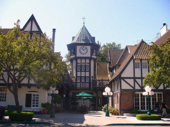 Photo solvang  architettura e atmosfera danese santa barbara in Santa Barbara - Pictures and Images of Santa Barbara - 550x412  - Author: Roberta, photo 9 of 57