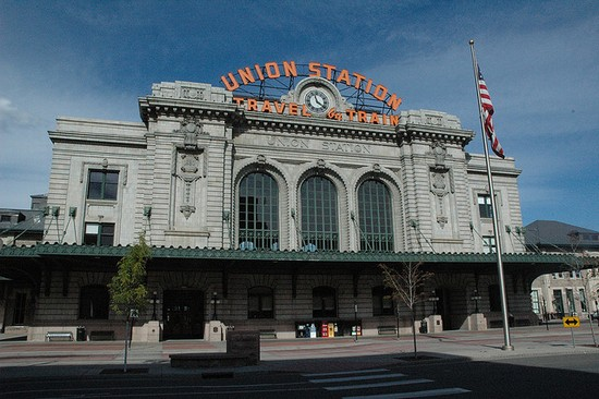 Photo Union Station in Denver - Pictures and Images of Denver - 550x366  - Author: LisaCapozzi, photo 1 of 22