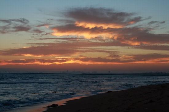 SUNSET BEACH a LONG BEACH