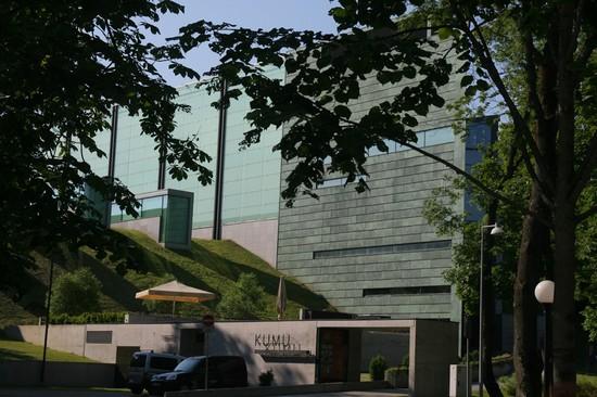 KUMU ART MUSEUM a TALLINN