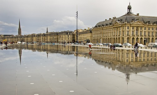 Photo bordeaux place de la bourse de bordeaux in Bordeaux - Pictures and Images of Bordeaux