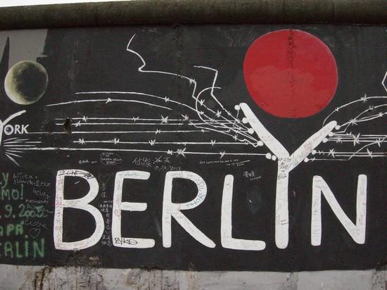 ... Muro di Berlino a Berlino - 550x412 - Autore: Stefania, foto 5 di 491