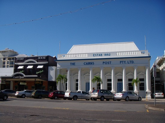 Photo palazzo delle poste cairns in Cairns - Pictures and Images of Cairns