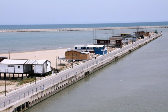 Photo i trabocchi pescara in Pescara - Pictures and Images of Pescara - 550x366  - Author: Silvano, photo 12 of 22