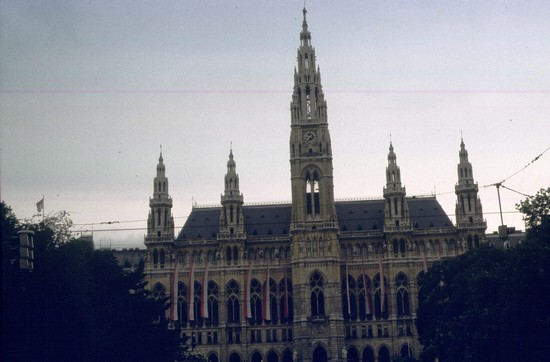 Photo Rathaus in Vienna - Pictures and Images of Vienna