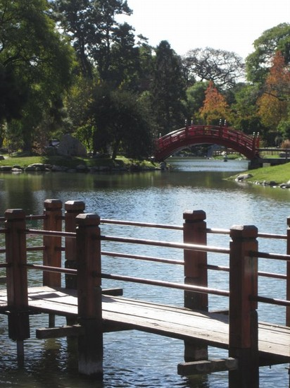 Photo Japanese Garden in Buenos Aires - Pictures and Images of Buenos Aires