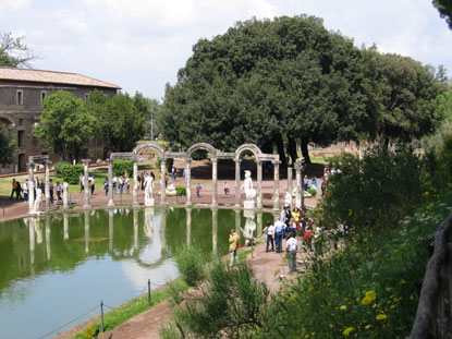 Photo tivoli canopo le arcate in Tivoli - Pictures and Images of Tivoli - 415x311  - Author: Editorial Staff, photo 5 of 91
