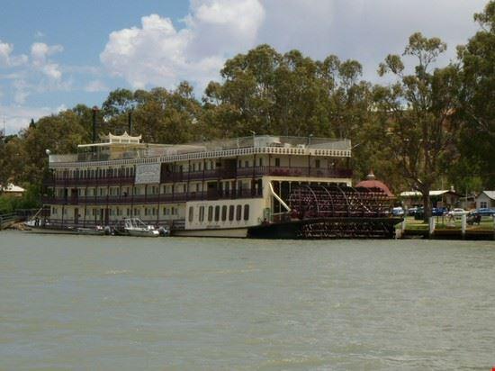 sul Murray river