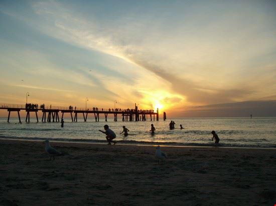 spiaggia di Adelaide