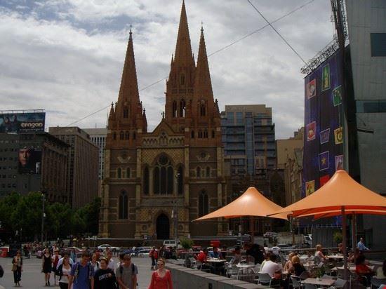 passeggiando per Melbourne