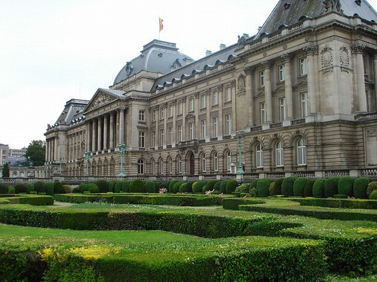 Photo Palazzo Reale in Brussels - Pictures and Images of Brussels