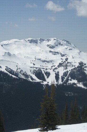 Photo Whistler Mountain in Vancouver - Pictures and Images of Vancouver - 366x550  - Author: Alex, photo 1 of 84