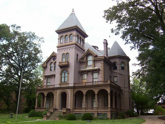Photo Victorian Village in Memphis - Pictures and Images of Memphis 