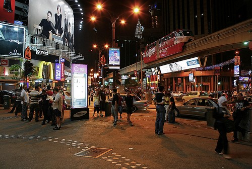Photo NIghtlife in Kuala Lumpur - Pictures and Images of Kuala Lumpur - 500x336  - Author: Chiranjiv, photo 1 of 78