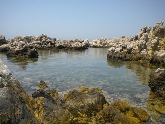 Foto favignana-isole delle egadi trapani - Imágenes y fotos de Trapani - 550x412  - Autor: Sara, Foto 9 de 48