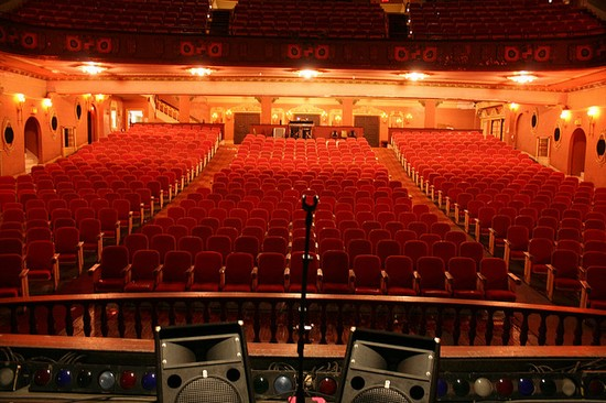 Orpheum Theatre Wichita Kansas