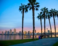 Photo sea front in San Diego - Pictures and Images of San Diego - 200x160  - Author: Editorial Staff, photo 16 of 29
