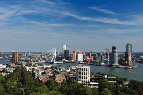 Rotterdam au Pays-Bas