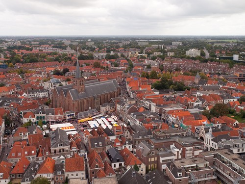 Photo amersfoort amersfoort au pays-bas in Amersfoort - Pictures and Images of Amersfoort - 500x375  - Author: Editorial Staff, photo 1 of 7