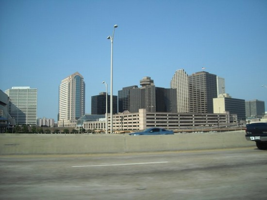 Photo Skyline in New Orleans - Pictures and Images of New Orleans