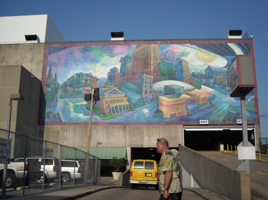 Photo Murales in New Orleans - Pictures and Images of New Orleans