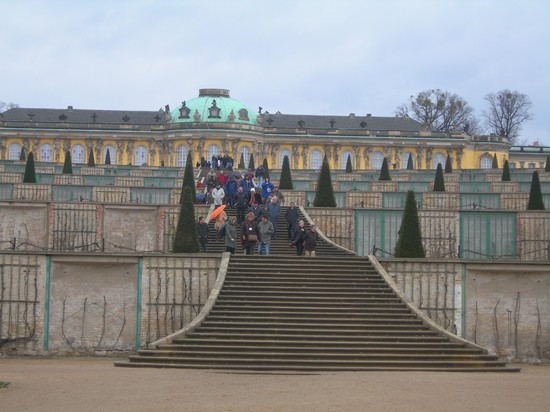 Photo castello potsdam in Potsdam - Pictures and Images of Potsdam - 550x412  - Author: Rosangela, photo 8 of 26