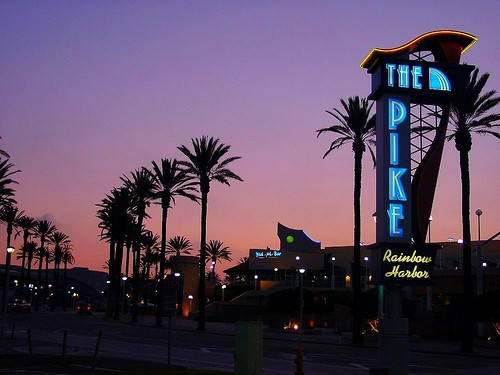 Photo The Pike at Rainbow Harbor in Long Beach - Pictures and Images of Long Beach