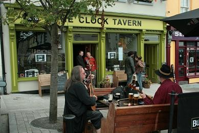 Photo Town Centre in Westport - Pictures and Images of Westport - 389x260  - Author: N, photo 1 of 21