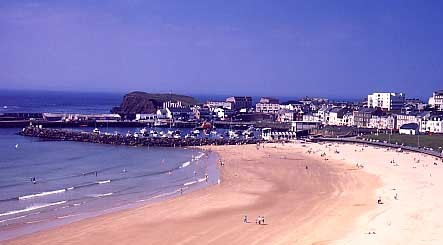 Photo East Strand Beach in Portrush - Pictures and Images of Portrush - 443x245  - Author: N, photo 1 of 9