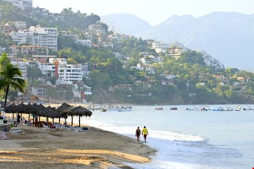 Puerto Vallarta au Mexique