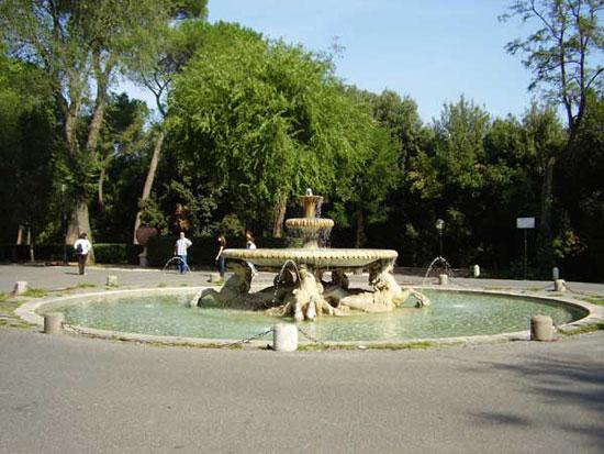 Correre A Villa Borghese