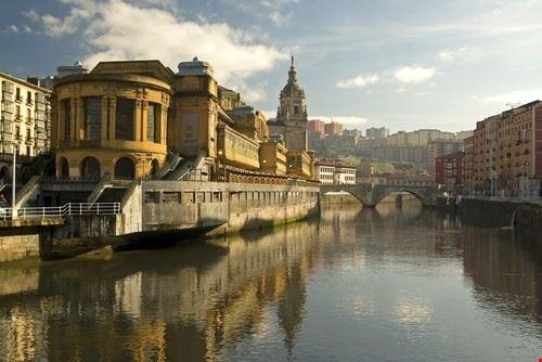 Bilbao en Espagne