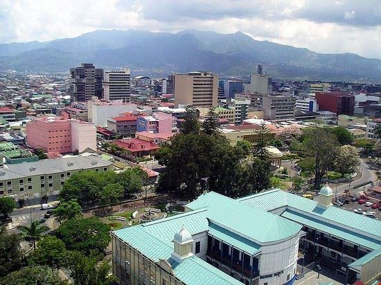 San José à Costa Rica