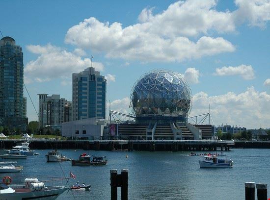 Vancouver au Canada